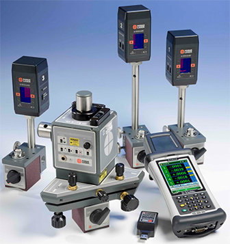 Hamar Laser Instruments' L-743 Ultra-Precision Triple Scan® Laser Alignment System